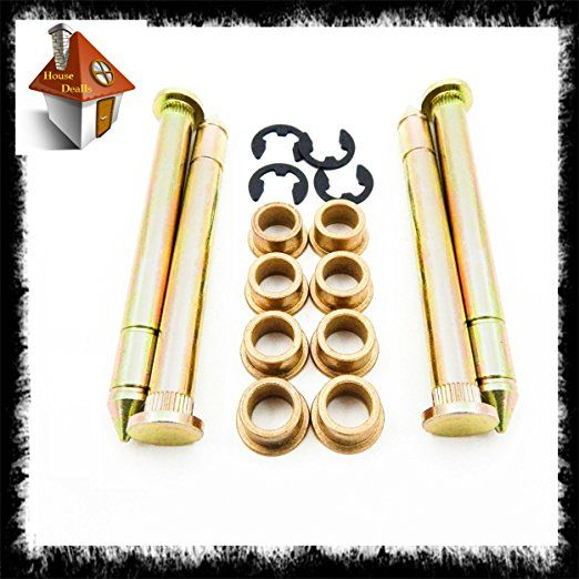 Ford Bronco Door Hinge Pins Pin Bushing Kit F150 F250 F350 Bushing Two Both 38410 Am 33073275 House Deals With Images