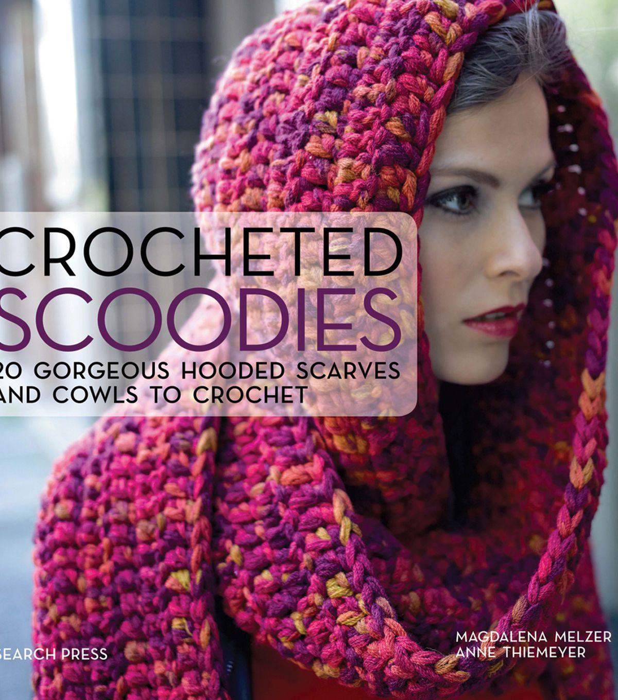 Crocheted Scoodies Book   crochet   Pinterest