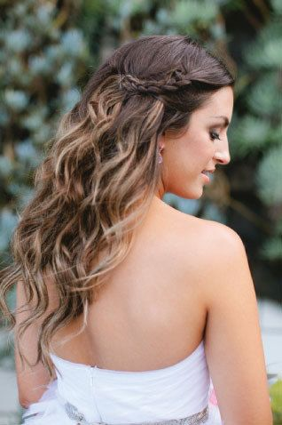 Admirable 1000 Images About Wedding Hair On Pinterest Hairstyles Hairstyles For Women Draintrainus