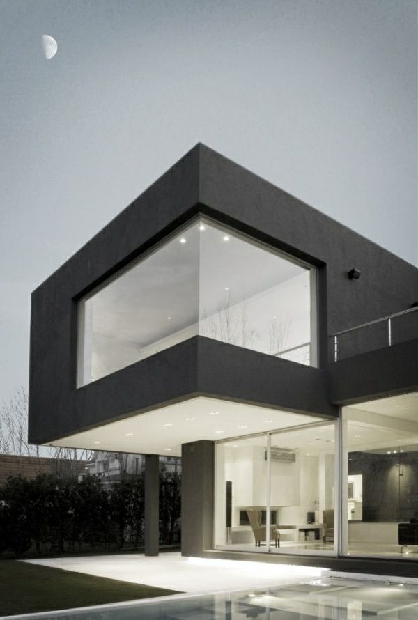 La maison cubique en 85 photos Villas and Architecture