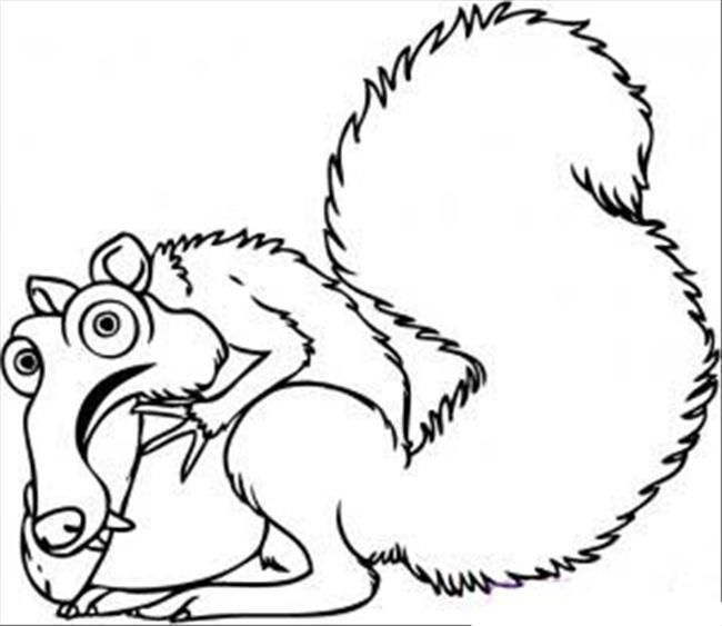 Ice Age Fear Coloring Pages For Kids Fzv Printable Ice Age Coloring Pages For Kids