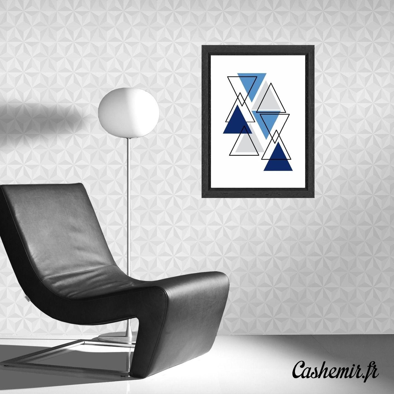 Affiche, Décoration chambre et salon, Tableau, Poster, cadre, art abstrait - Fichier Imprimable - n°25 : Décorations murales par cashemir