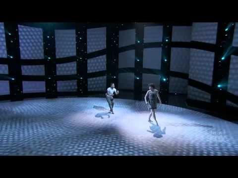 Virgil and all star Melanie SYTYCD season 12 top 6 - YouTube