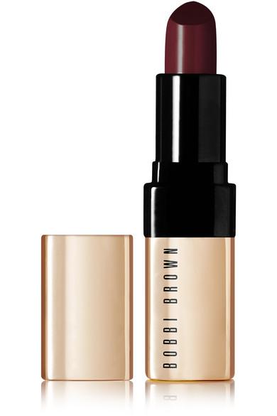 Luxe Lipstick Brocade 0.13 oz 3.8 G | Lip colors, Bobbi