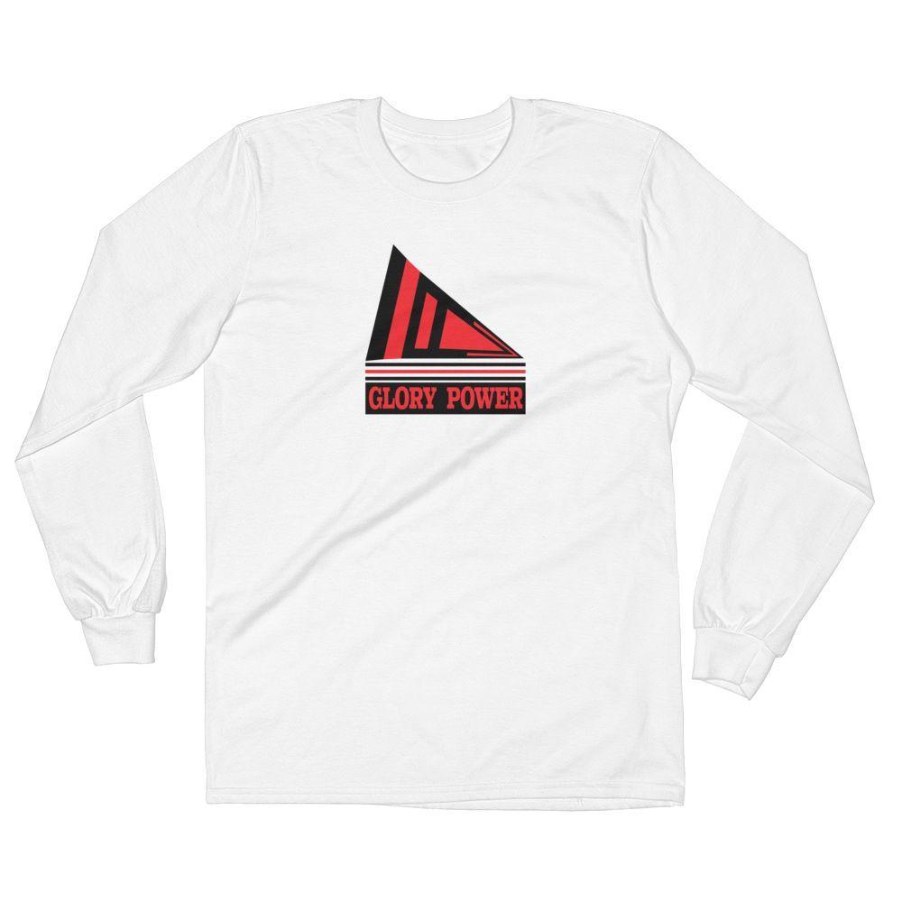 Long Sleeve T-Shirt - GLORY POWER