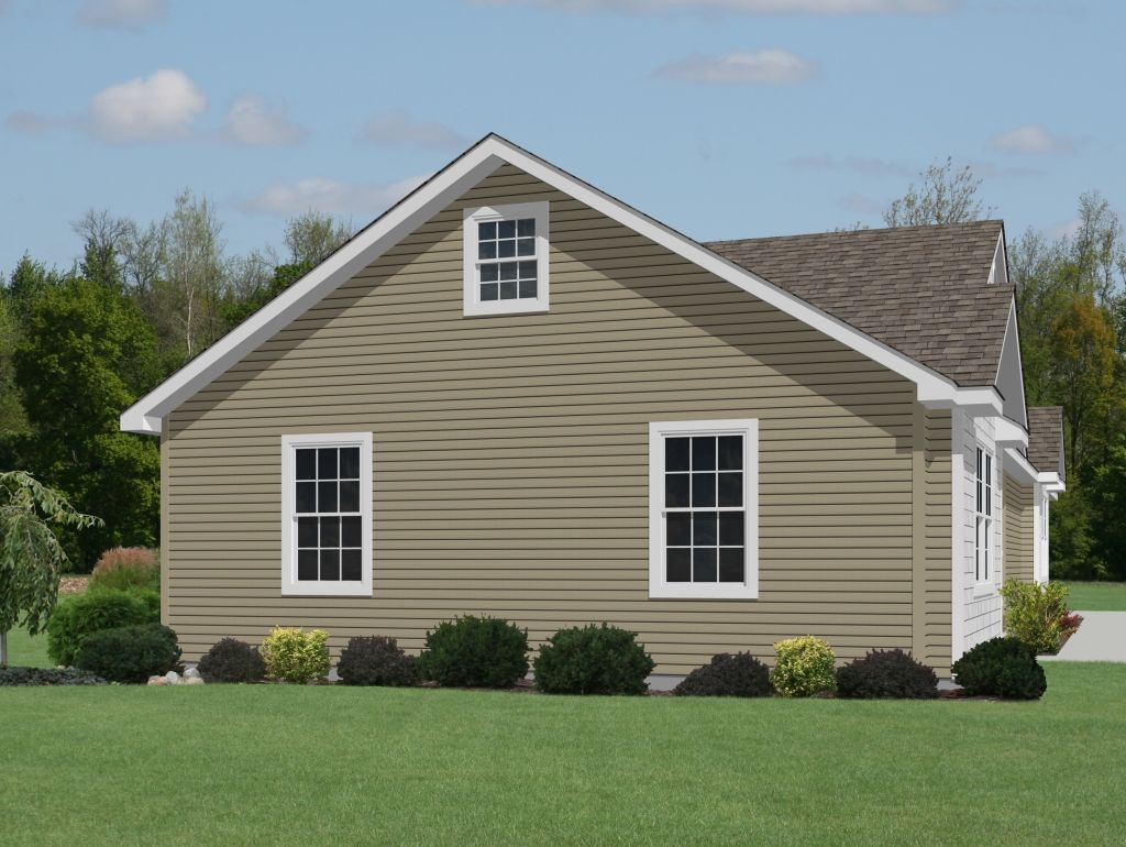 Best Light Green Siding With Burgundy Color Scheme 12 Roof 400 x 300