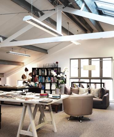 Kelly Hoppen's new office