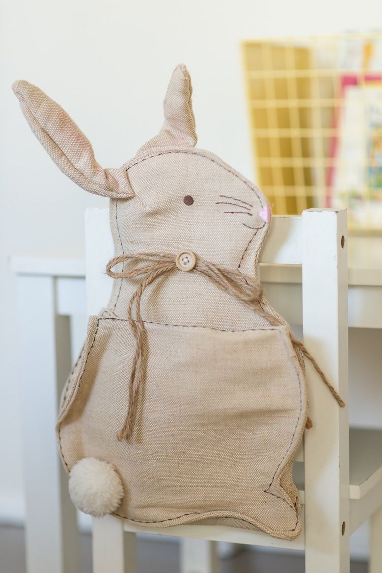 Bunny chair cover from pottery barn kids check their
