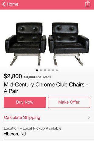 9 Websites To Buy And Sell Used Furniture That Aren't Craigslist Impressive Craigslist Nj Dining Room Set Design Ideas