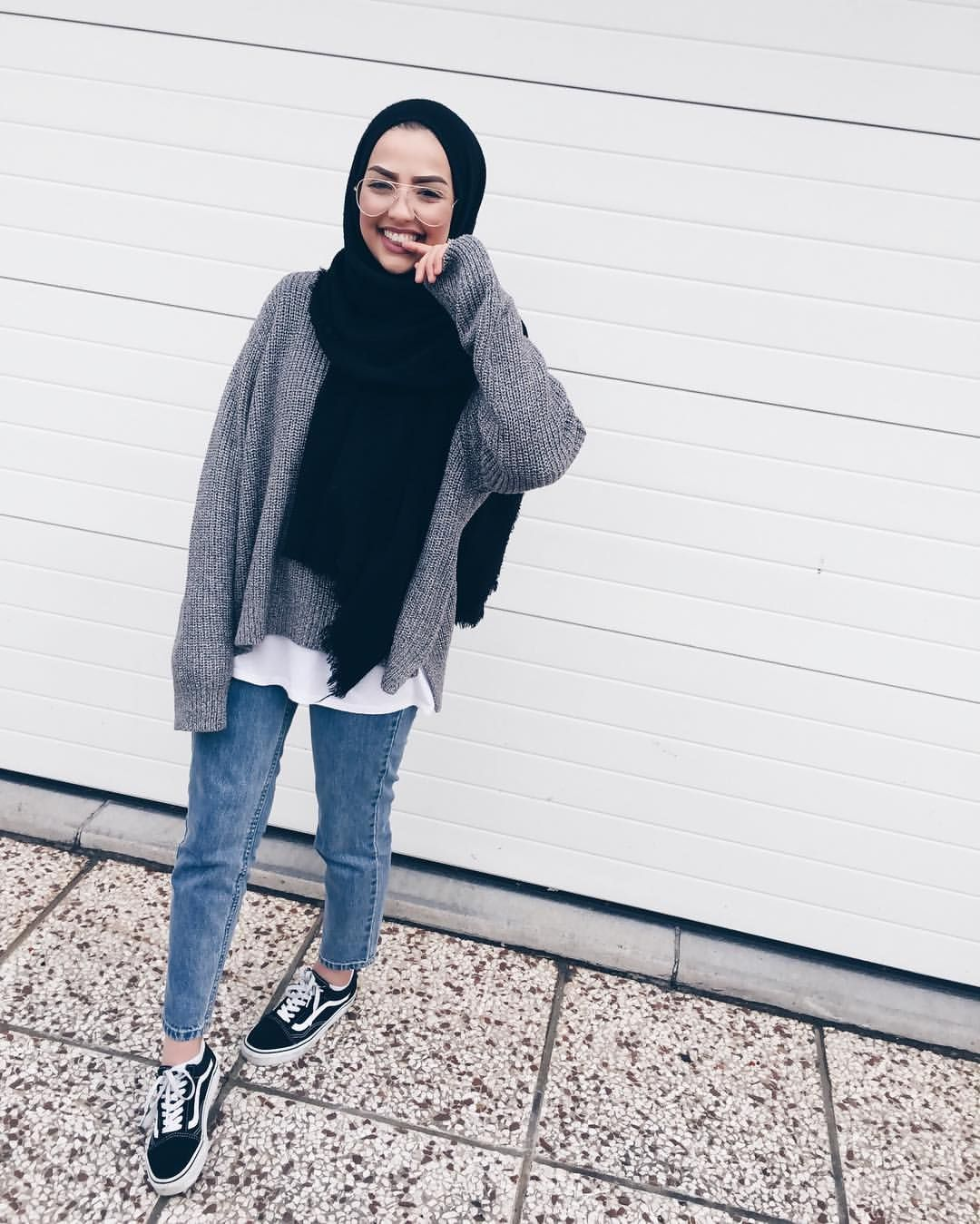 On Instagram Hijab Style Inspiration Hijab Pinterest Mode Hijab Femme Hijab Et