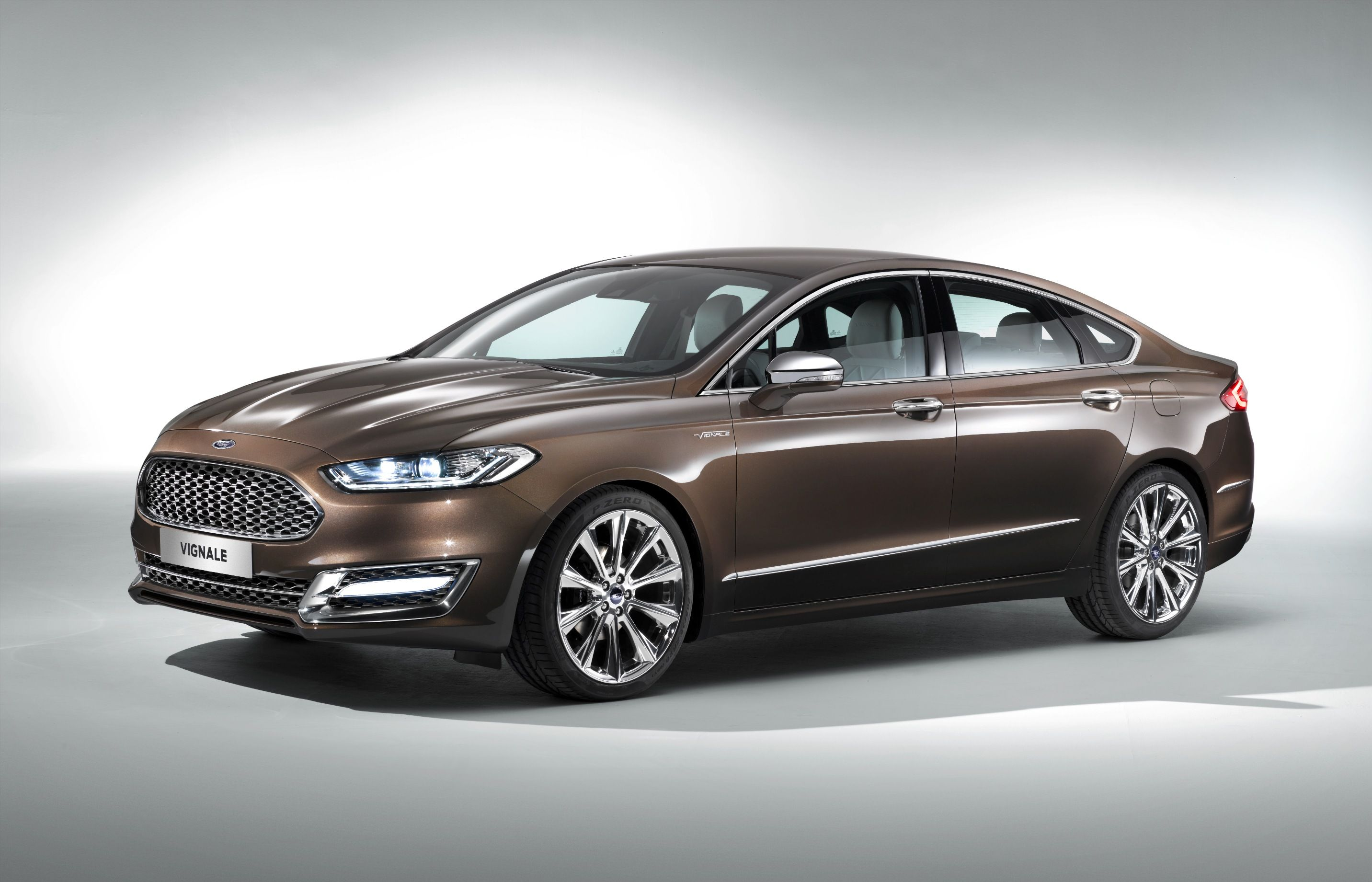 2014 ford mondeo vignale concept revealed before iaa and frankfurt motor show 2013 the vignale trim should also make an appearance on the fusion s max