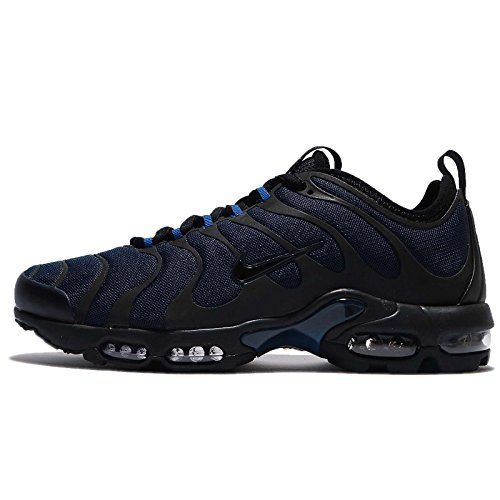 finest selection b8220 8fb6e Nike Air Max Plus TN Ultra lifestyle sneakers mens obsidianblackgym blue New  898015404 105    Learn more by visiting the image link. (This is an  affiliate ...