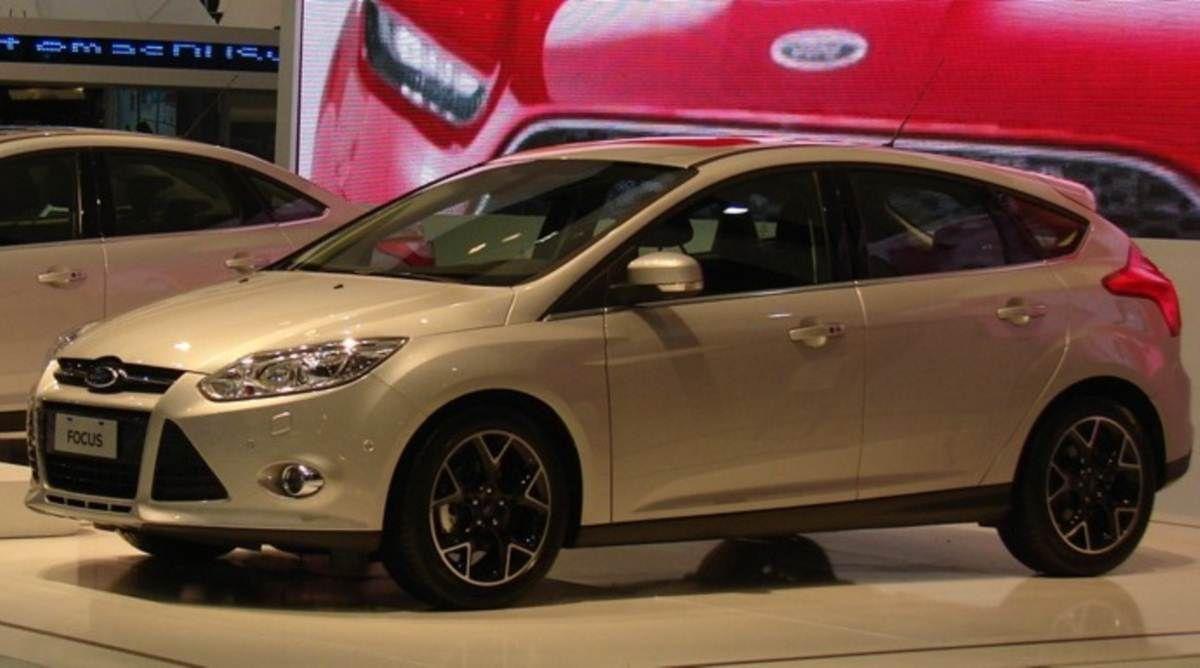 Novo Focus Hatch 2014-exterior- Ford Superauto-Rio Grande do Sul-Santa Maria-Image-3