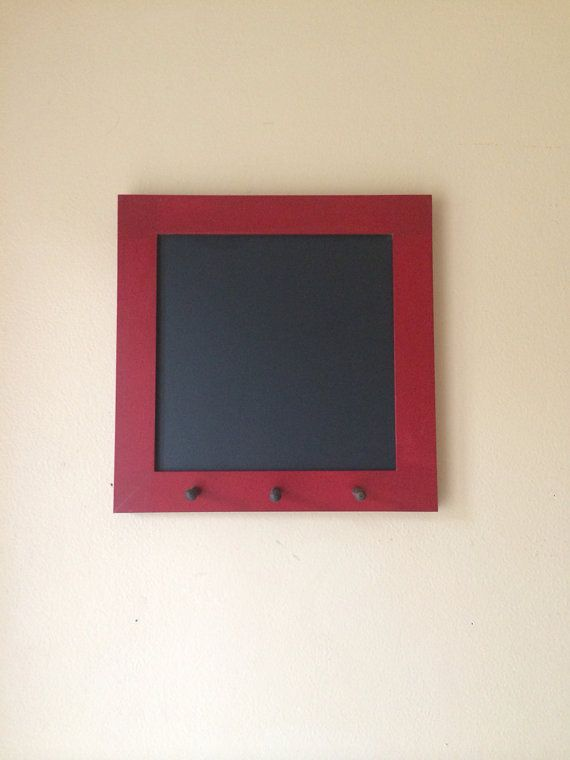 12x12 Small Framed Chalkboard square by CountryMadeMemories, $21.00 ...