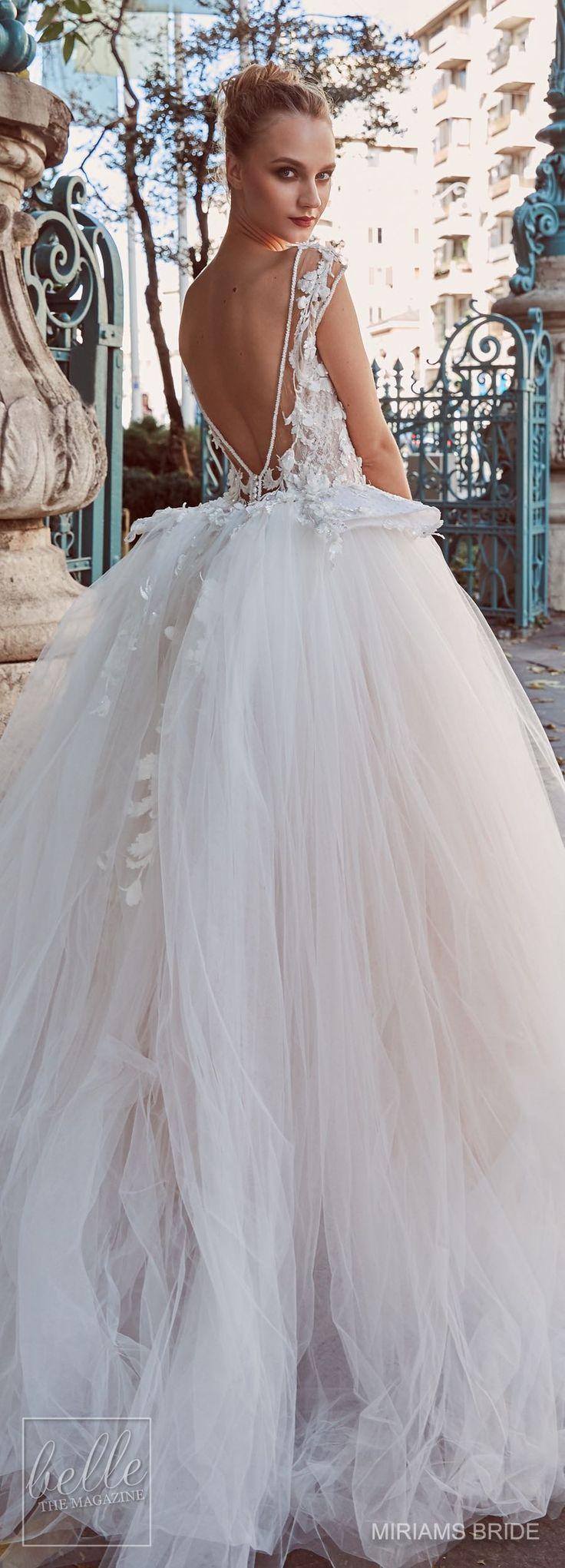 Wedding dresses by miriams bride collection vestidos