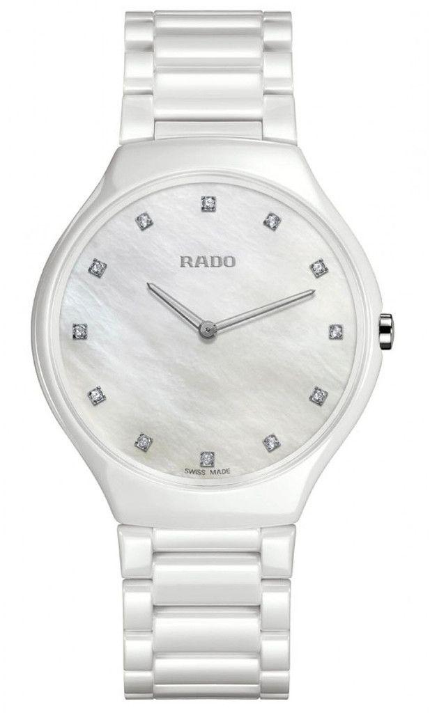 10ee2f462 Rado Watch True Thinline L #add-content #bezel-fixed #bracelet-strap ...
