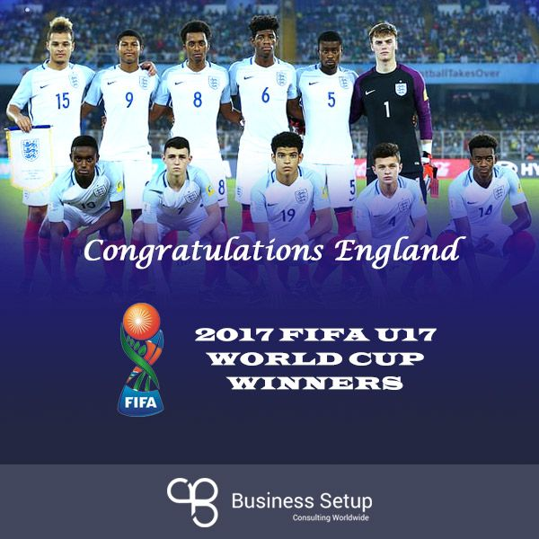 Congratulations To England U17 Football Team On Winning The Fifau17wc We Also Congratulate Fifa Aiff On The Succes World Cup Winners Fifa Fifa World Cup