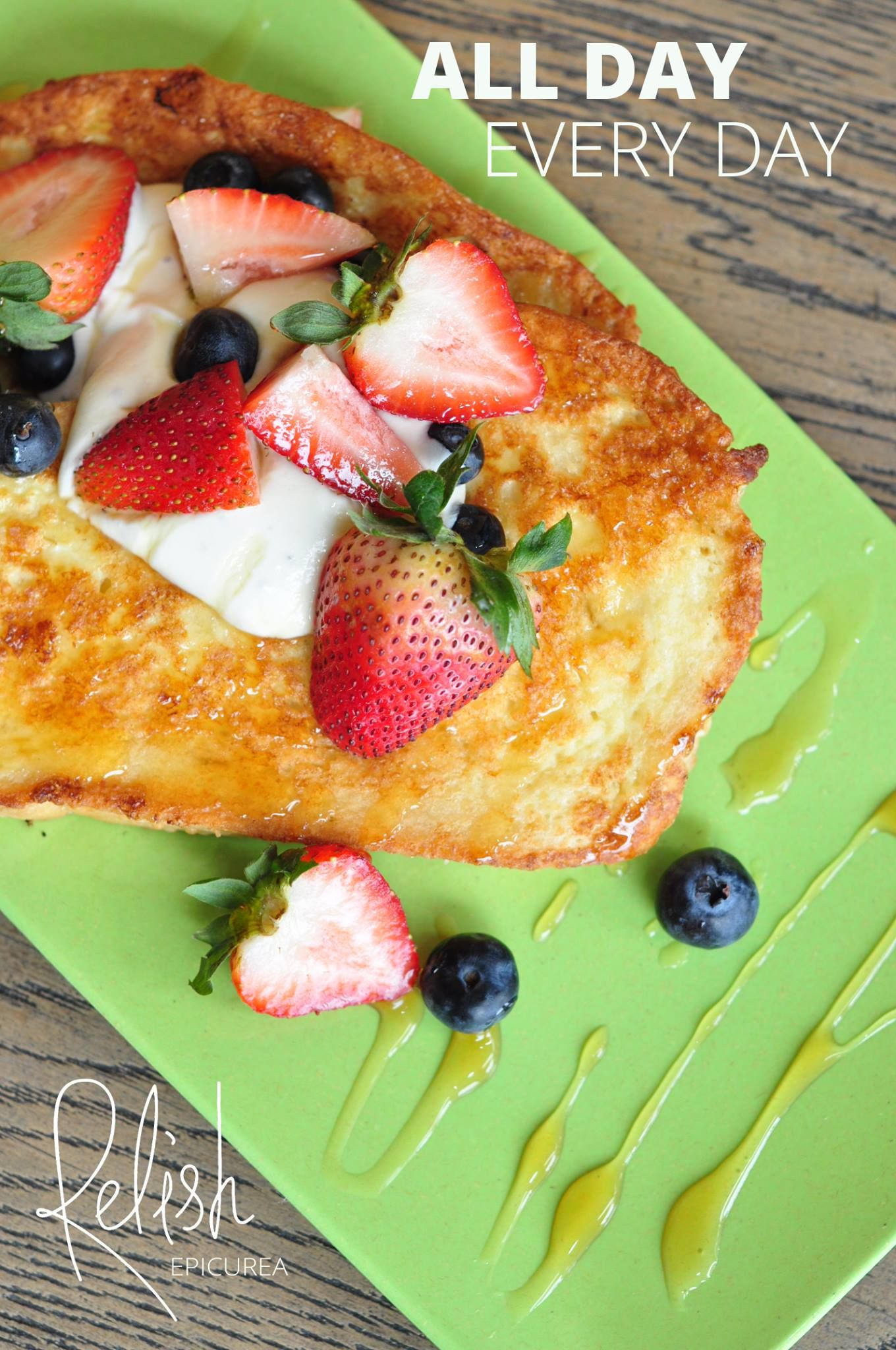French Toast Cafes in Barbados Real food recipes