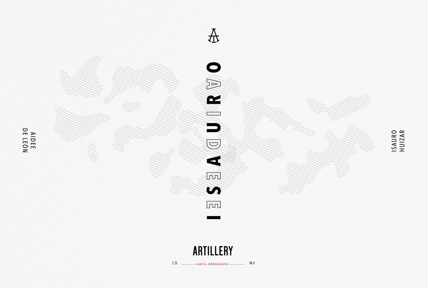 Artillery on Behance