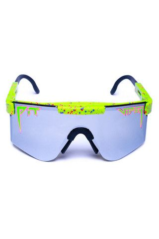 Shinesty 80s 90s Retro Clothing Collection Pit Viper Sunglasses Pit Viper Sunglasses Logo