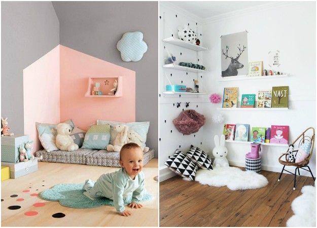 kids room decoration nursery decoration m thode. Black Bedroom Furniture Sets. Home Design Ideas