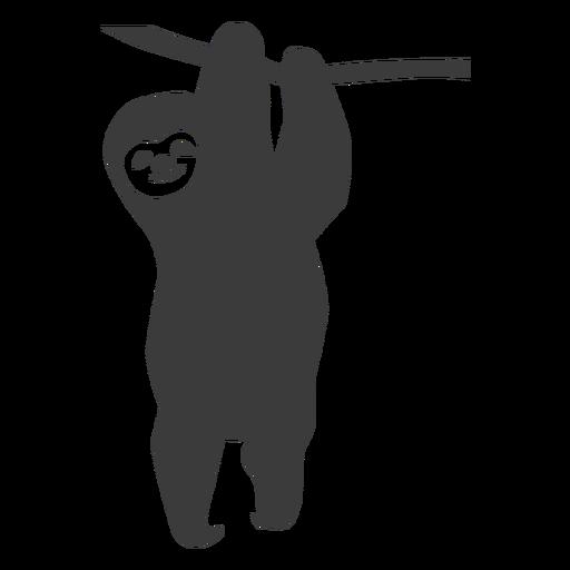 Sloth branch tree silhouette #AD , #spon, #AD, #branch, #tree, #silhouette,#branch #silhouette #sloth #spon #tree