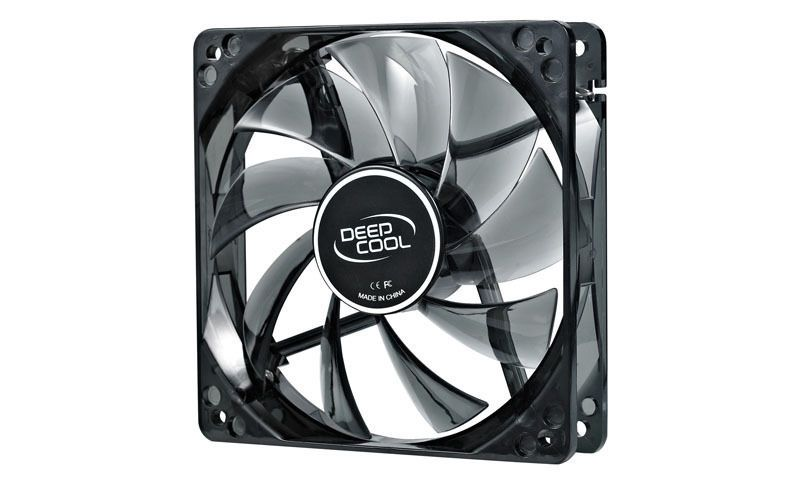 Deepcool Blade 120 Case Computer Cooling Cooler Fan Power Supply
