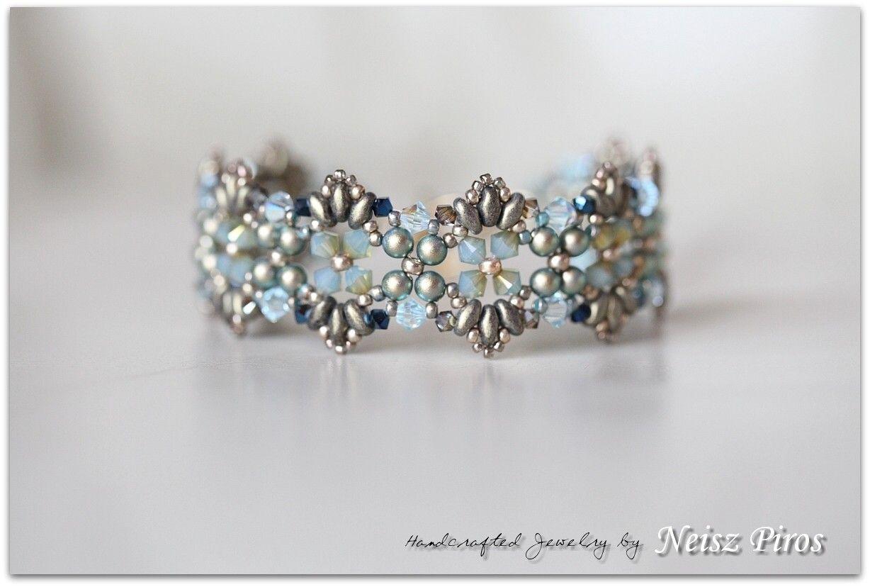 Pin by karen on beading pinterest bracelet patterns bracelets