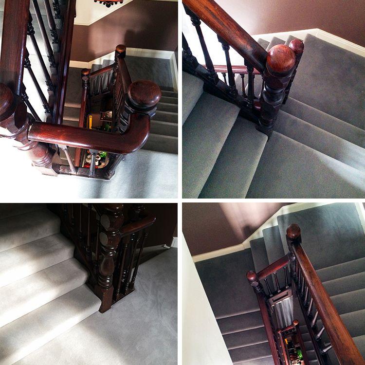 Super Fine Velvet Twist Pile Carpet Interior Carpet Upholstery