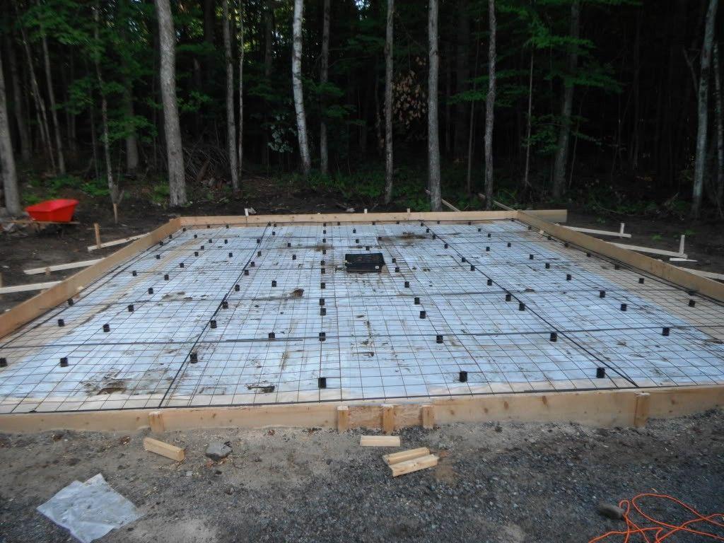 Comment Faire Dalle Beton Pour Garage Realiser Une Terrasse De En 2020 Dalle Beton Terrasse Beton Beton