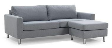 Nya ZERO 3-sits soffa inkl fotpall 506855 | sthlm | Produkter MY-88