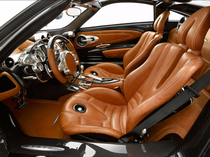 That Has To Be The Most Beautiful Interior Car Color I Have Ever Seen Pagani Huayra Interior Custom Car Interior Luxury Car Interior