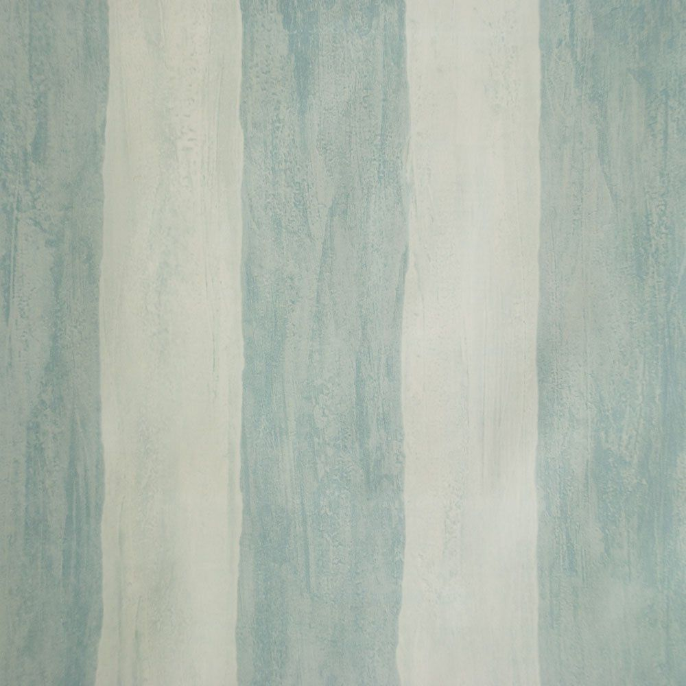 Light Blue Stripe Self Adhesive Wallpaper Home DecorRoll