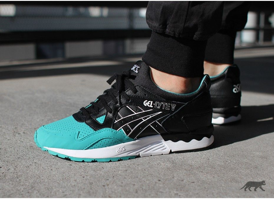 Asics Gel-Lyte V (Latigo Bay / Black)