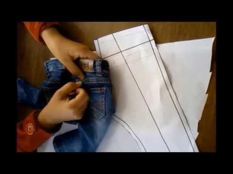 Youtube Com Imagens Moldes De Roupas Padrão De Calças