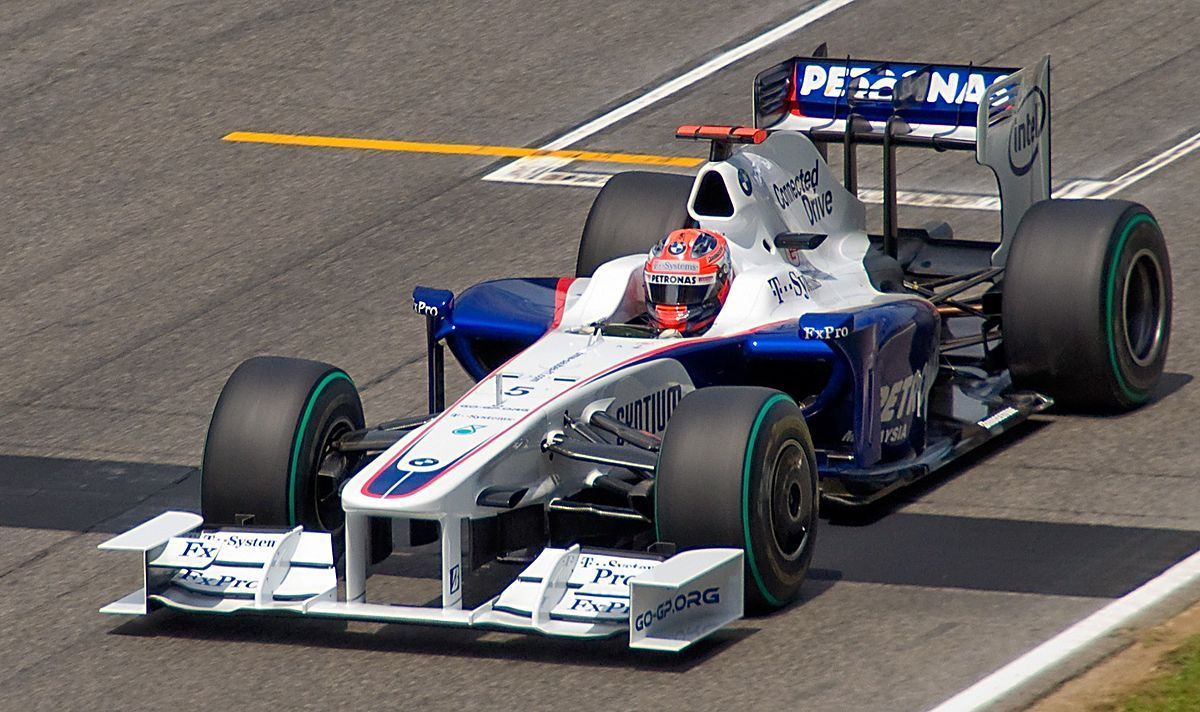 Bmw Sauber 2009 | Bmw love, Formula 1 car, Bmw price