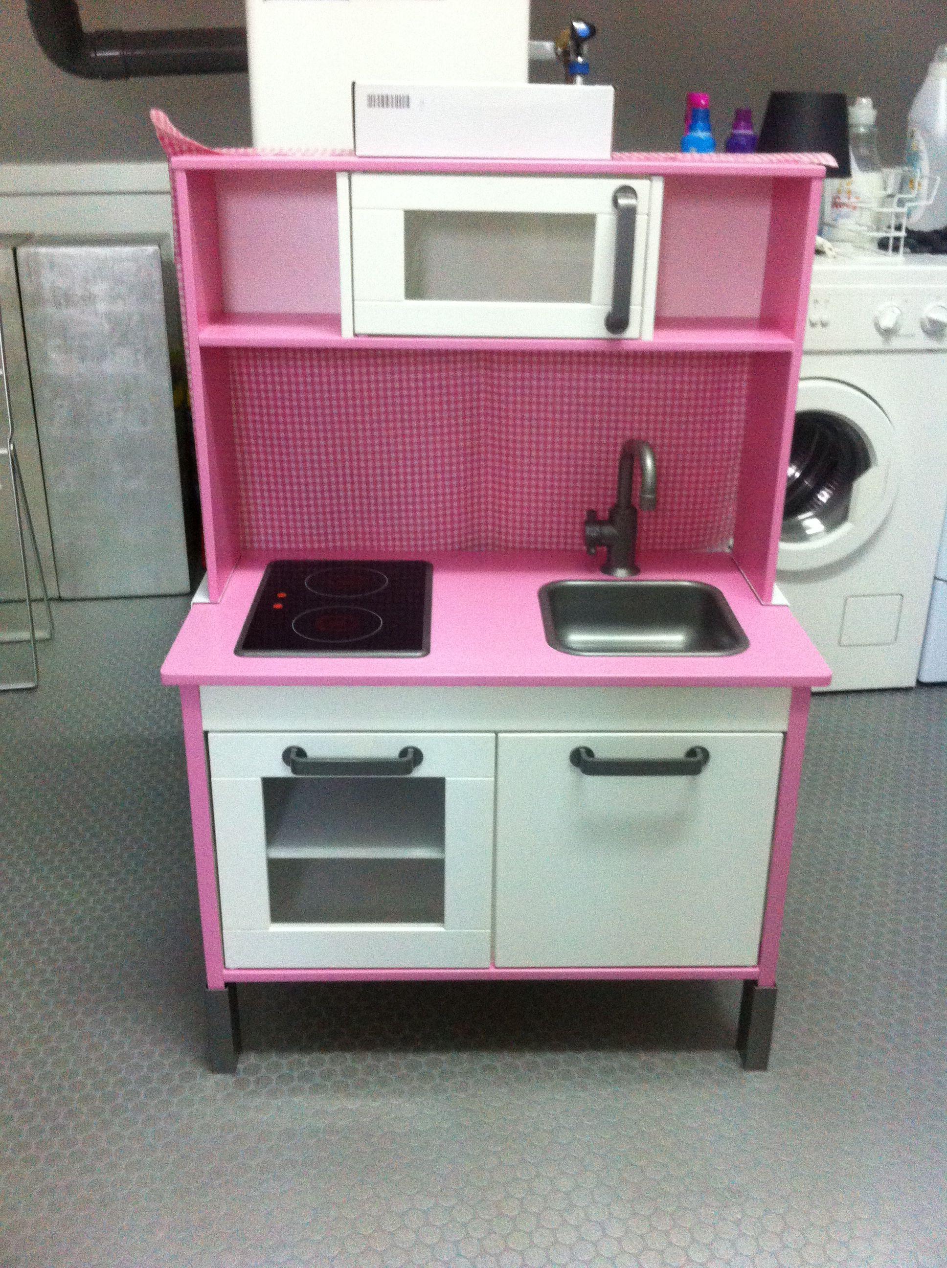 Ikea Keukentje Gepimpt Lastetuba Ikea Play Kitchen Toy Kitchen
