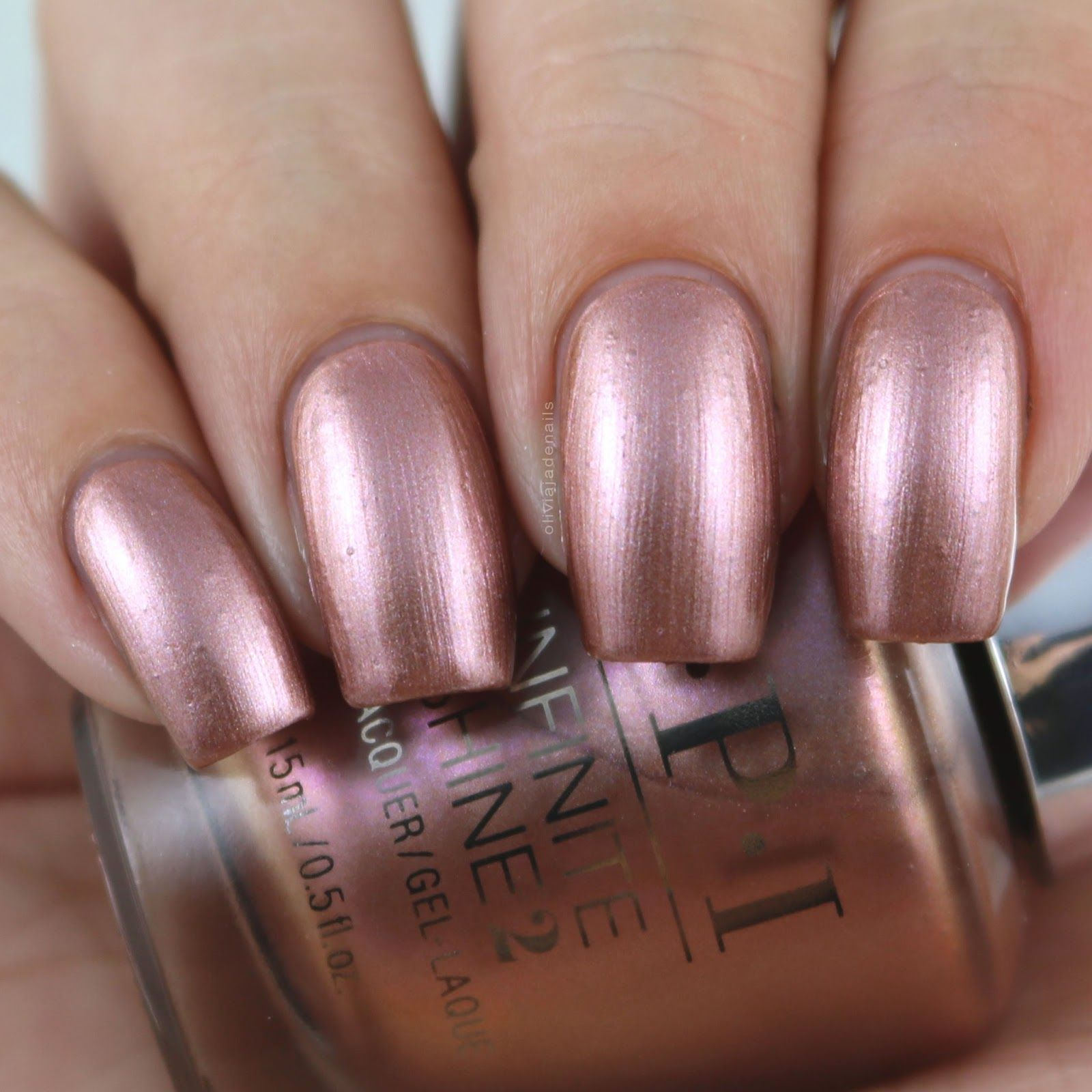 OPI Made It To The Seventh Hill! swatched by Olivia Jade Nails ...