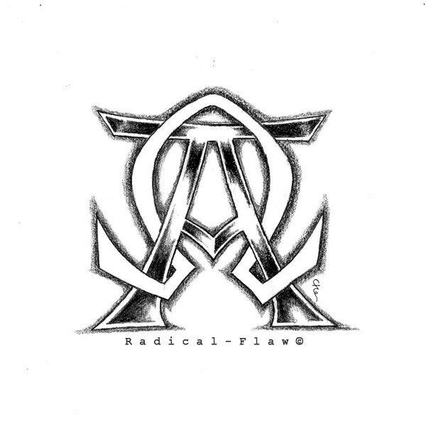 Alpha Omega Tattoos It Is The Alpha Omega Symbol Final Sleeve