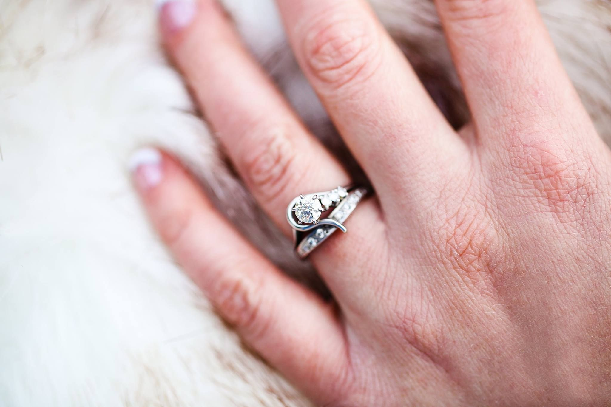 Engagement ring detail shots | wedding ring photo ideas | wedding ...