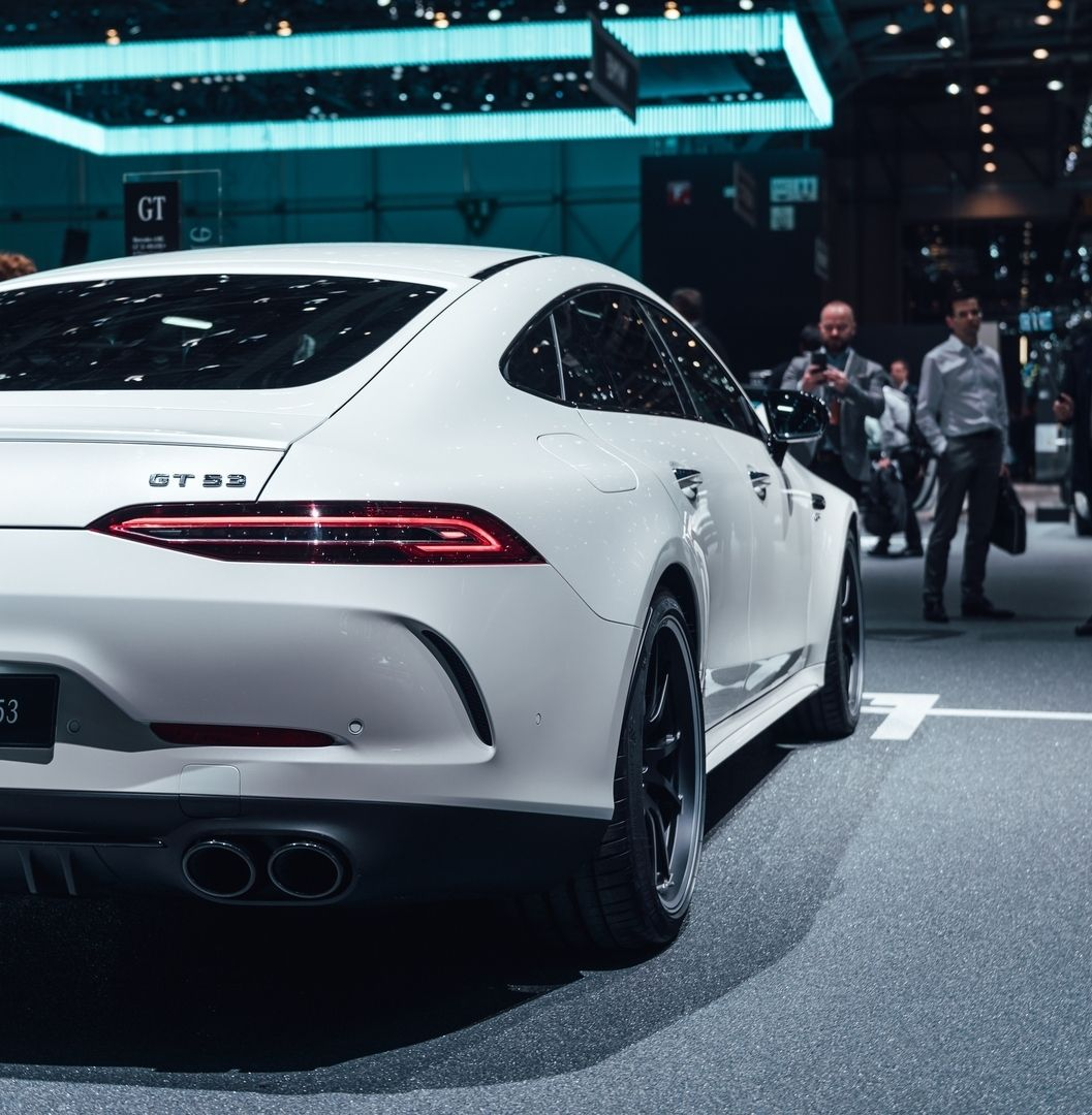 The New Mercedes Amg Gt 53 4 Door The Highly Anticipated