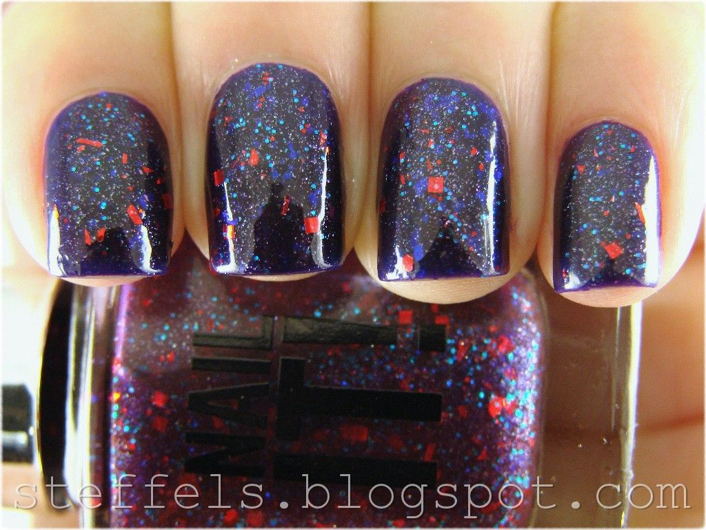 steffels.: Magnetic Freakin' Violet and Sportsgirl Northern Lights