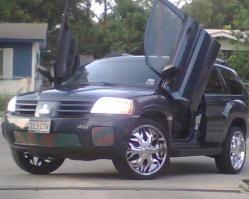 Sincear210 2005 Mitsubishi Endeavor