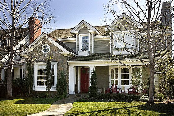 Bring your house into the 21st century with new paint | House ...