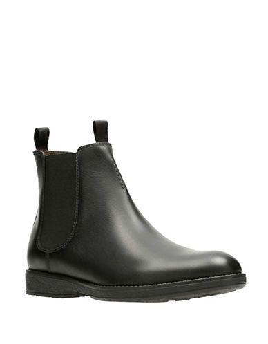 CLARKS Men's Hinman Chelsea Boot,: : Schuhe