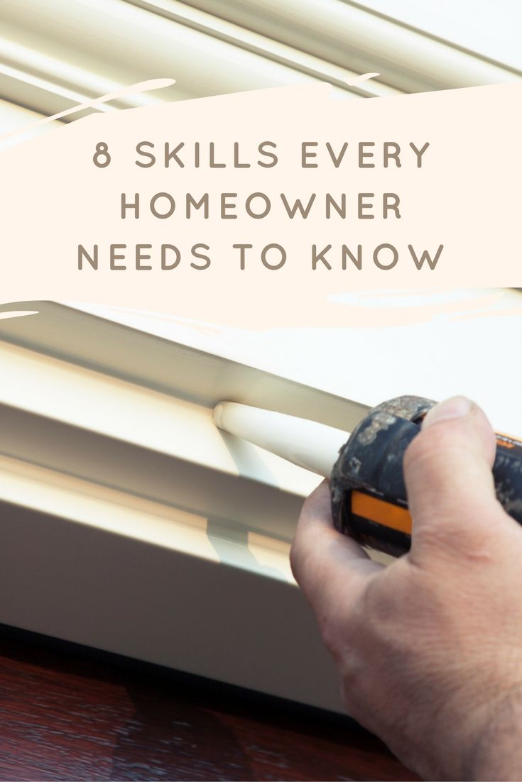 Photo of 8 Home Maintenance Skills Every Homeowner Should Master