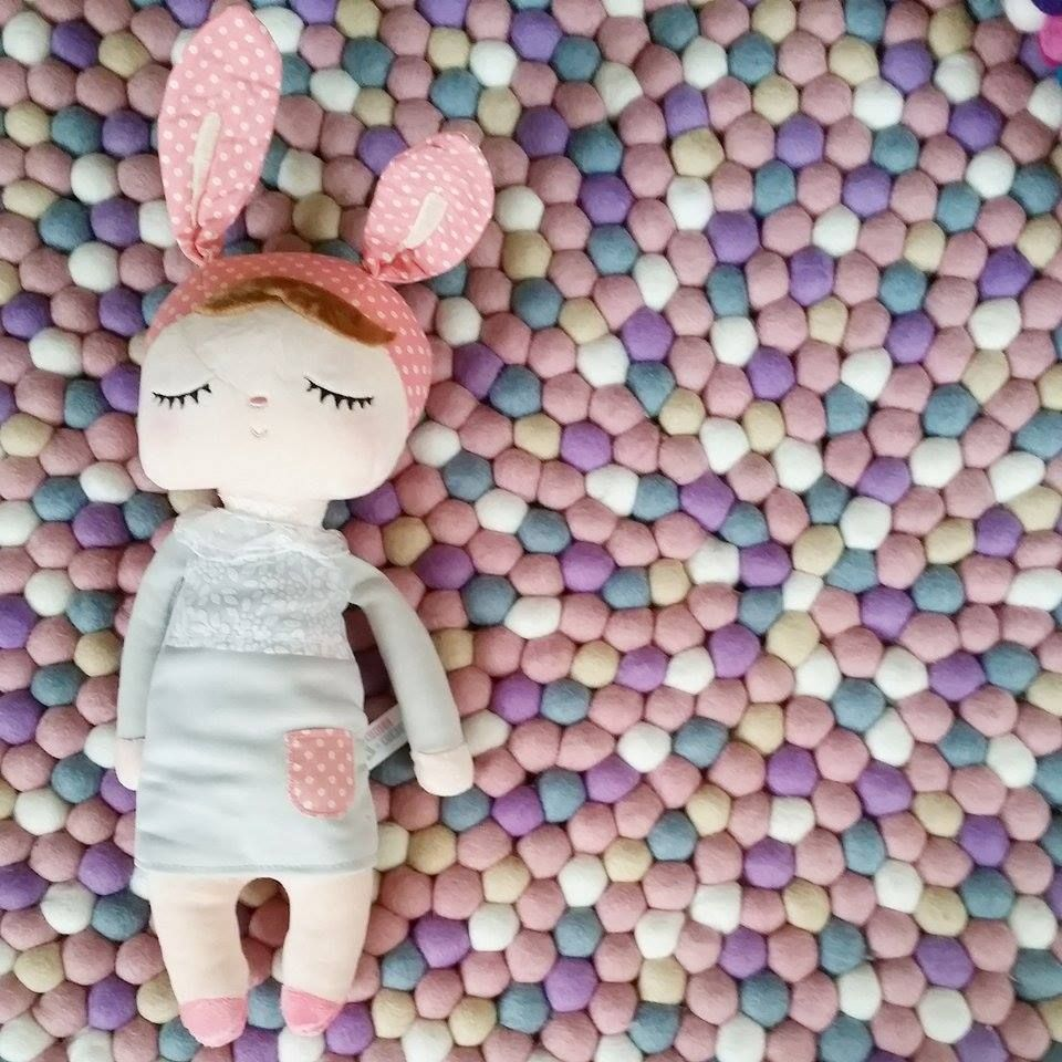 Want Want Want Gorgeous Freckle Rug Available From