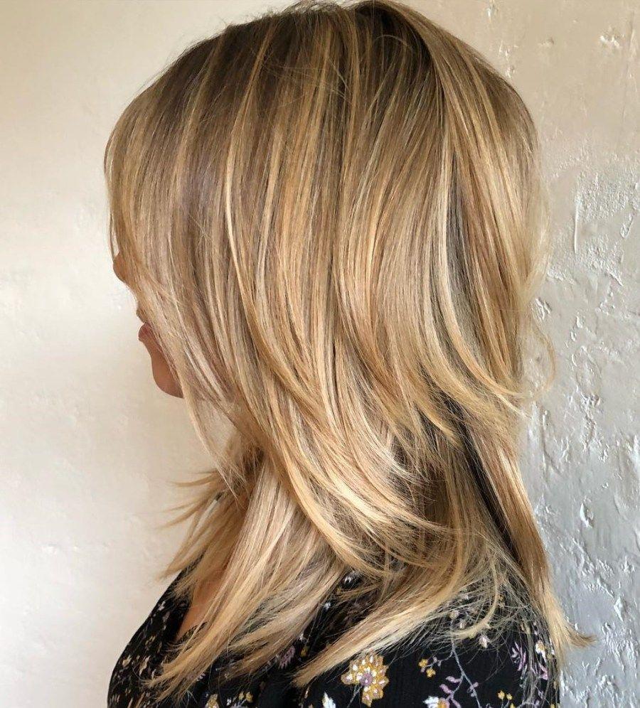 50 latest shag haircut variations trendy in 2021 hair