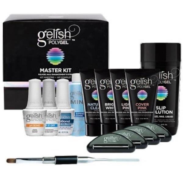 Master Kit Todo Que Lo Necesitas Polygel Unas Gelishofficial Elorginal Nails Unas Soakoffpolish Gelpolish Beauty Merida Ey Unas Kit Morgan Taylor