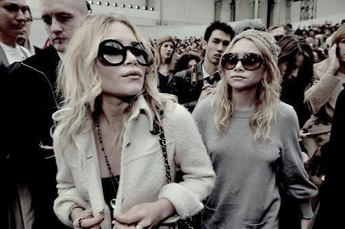 LOVE the Olsen twins! I'm a little bit of both.